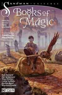 Books Of Magic TP Dwelling In Possibility