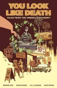 Umbrealla Academy TP Tales From Umbrella Academy You Look Like Death