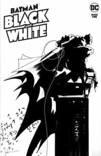 Batman Black And White #2 CVR A Jock