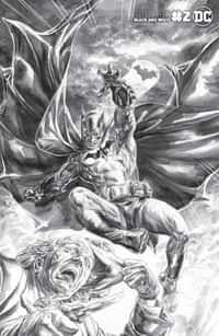 Batman Black And White #2 CVR B Doug Braithwaite