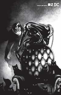 Batman Black And White #2 CVR C Kamome Shirahama Catwoman