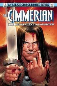Cimmerian Frost Giants Daughter #2 CVR D Casas