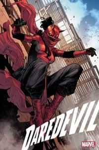 Daredevil #25 Second Printing