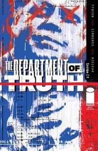 Department Of Truth #1 Third Printing