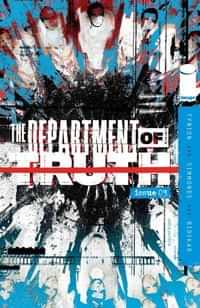 Department Of Truth #3 Second Printing