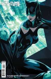 Future State Catwoman #1 CVR B Cardstock Stanley Artgerm Lau
