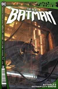 Future State The Next Batman #2 CVR A Ladronn