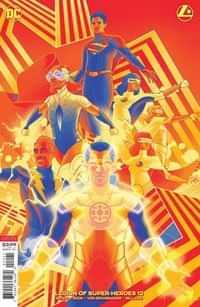 Legion Of Super-heroes #12 CVR B Matt Taylor