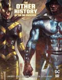 Other History Of The Dc Universe #2 CVR A Giuseppe Camuncoli and Marco Mastrazzo