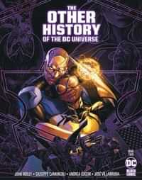 Other History Of The Dc Universe #2 CVR B Jamal Campbell