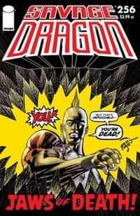 Savage Dragon #256 CVR A Larsen