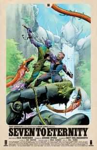 Seven To Eternity #16 CVR A Opena and Hollingsworth