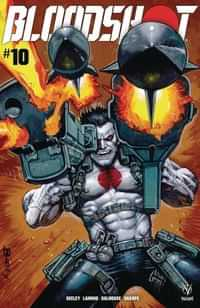 Bloodshot #10 CVR A Bisley