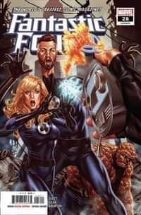 Fantastic Four #28