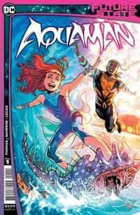 Future State Aquaman #1 CVR A Daniel Sampere