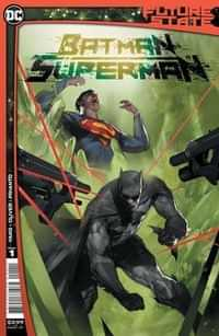 Future State Batman Superman #1 CVR A Ben Oliver