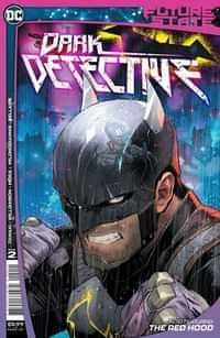 Future State Dark Detective #2 CVR A Dan Mora
