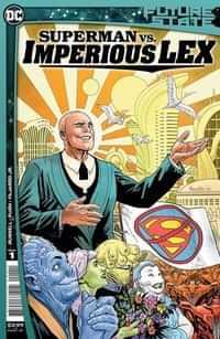 Future State Superman Vs Imperious Lex #1 CVR A Yanick Paquette