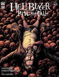 Hellblazer Rise And Fall #3 CVR A Darick Robertson
