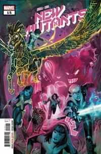 New Mutants #15