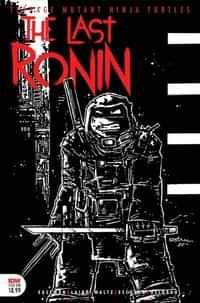 TMNT The Last Ronin #1 Third Printing