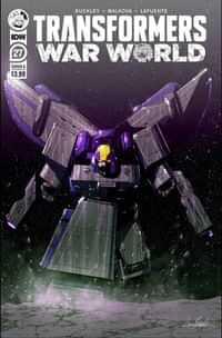 Transformers #27 CVR A Livio Ramondelli