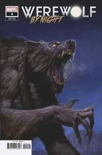 Werewolf By Night #4 Variant Gist