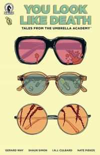 You Look Like Death Tales Umbrella Academy #5 CVR A