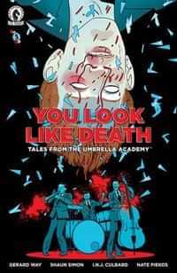 You Look Like Death Tales Umbrella Academy #5 CVR B