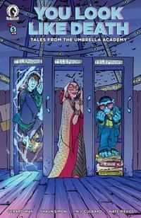 You Look Like Death Tales Umbrella Academy #5 CVR C