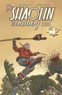 Shaolin Cowboy TP Shemp Buffet
