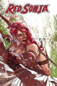 Red Sonja #23 CVR C Stott