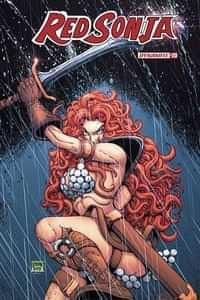 Red Sonja #23 CVR D Robson