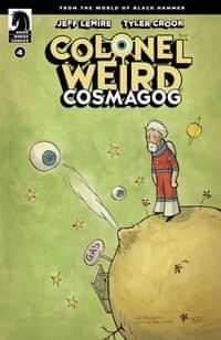 Colonel Weird Cosmagog #4 CVR A Crook