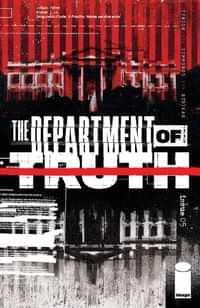 Department Of Truth #5 CVR A Simmonds