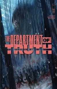 Department Of Truth #5 CVR D Turrill