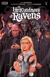 Unkindness Of Ravens #5 CVR A