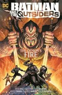 Batman and The Outsiders TP The Demons Fire