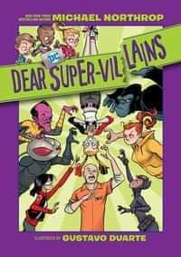 Dear DC Super-villains GN