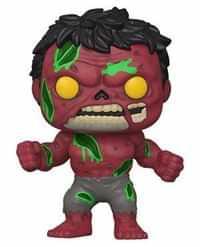 Funko Pop Marvel Zombies Red Hulk