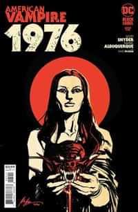 American Vampire 1976 #5 CVR A Rafael Albuquerque