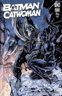 Batman Catwoman #3 CVR B Jim Lee and Scott Williams
