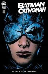 Batman Catwoman #3 CVR C Travis Charest