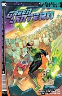 Future State Green Lantern #2 CVR A Clayton Henry
