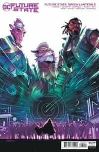 Future State Green Lantern #2 CVR B Cardstock Jamal Campbell
