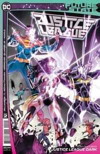 Future State Justice League #2 CVR A Dan Mora