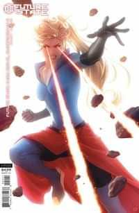 Future State Kara Zor-el Superwoman #2 CVR B Cardstock Alex Garner Card