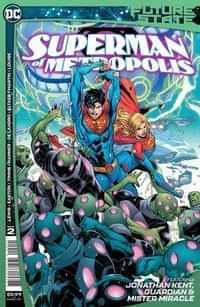 Future State Superman Of Metropolis #2 CVR A John Timms