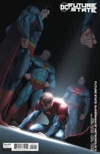 Future State Superman Of Metropolis #2 CVR B Cardstock Inhyuk Lee