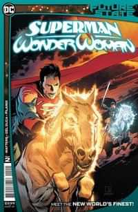 Future State Superman Wonder Woman #2 CVR A Lee Weeks